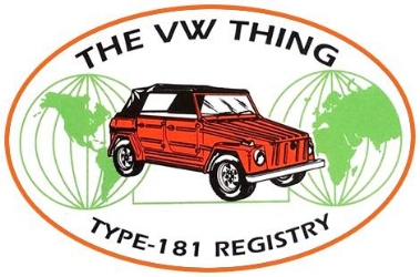 The VW Thing Registry