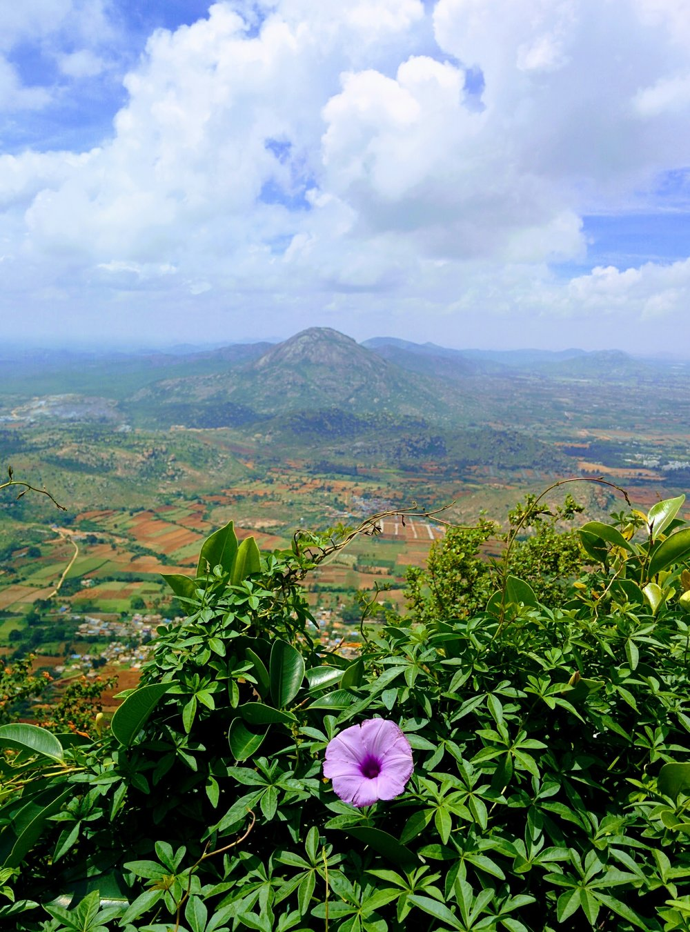 Nandi Hills- the views are beautiful any time of day!