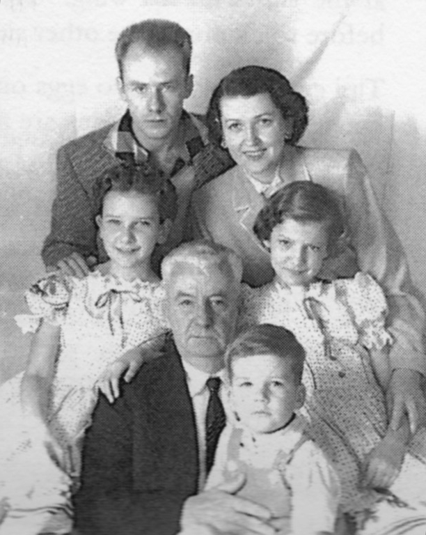 Family Portrait (ca. 1956)