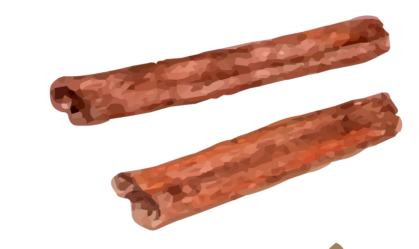 Watercolor indian cuisine cinnamon.png