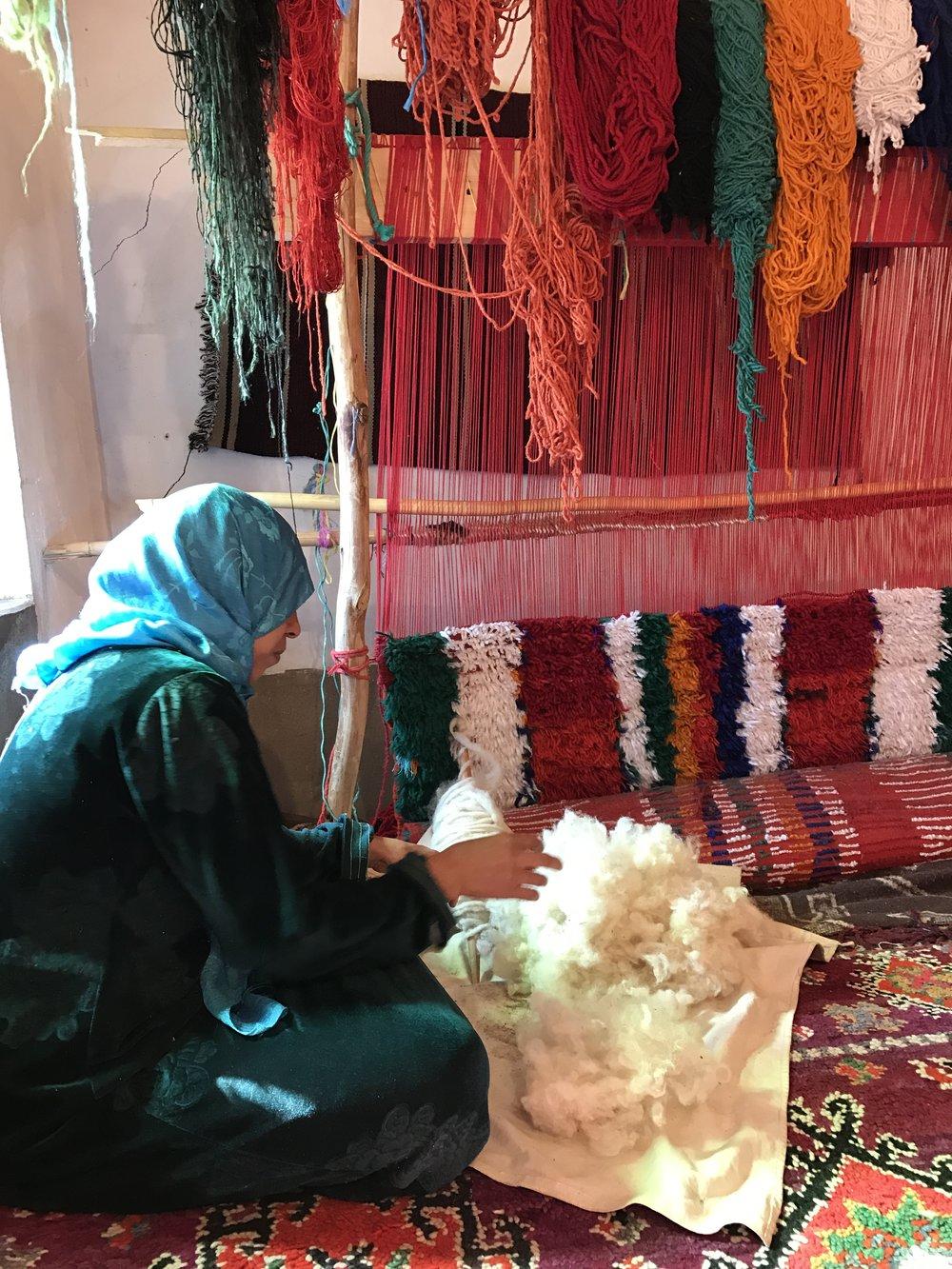 Berberinainen