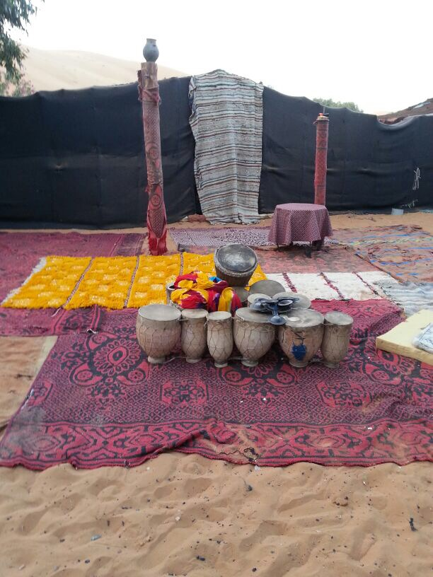 Saharan leiri