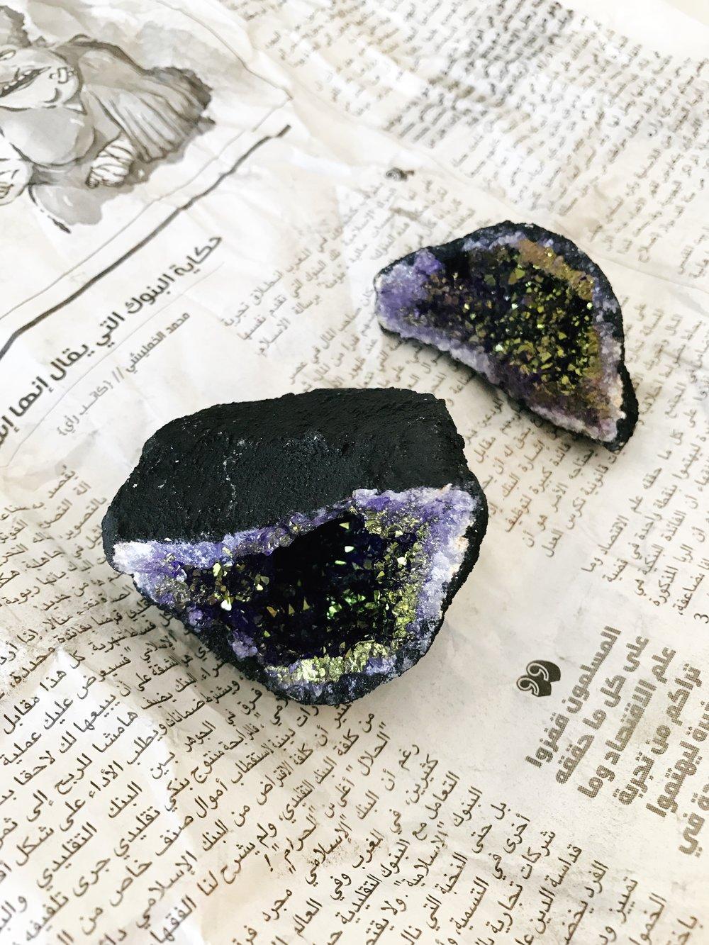 Marokkolaiset kivet