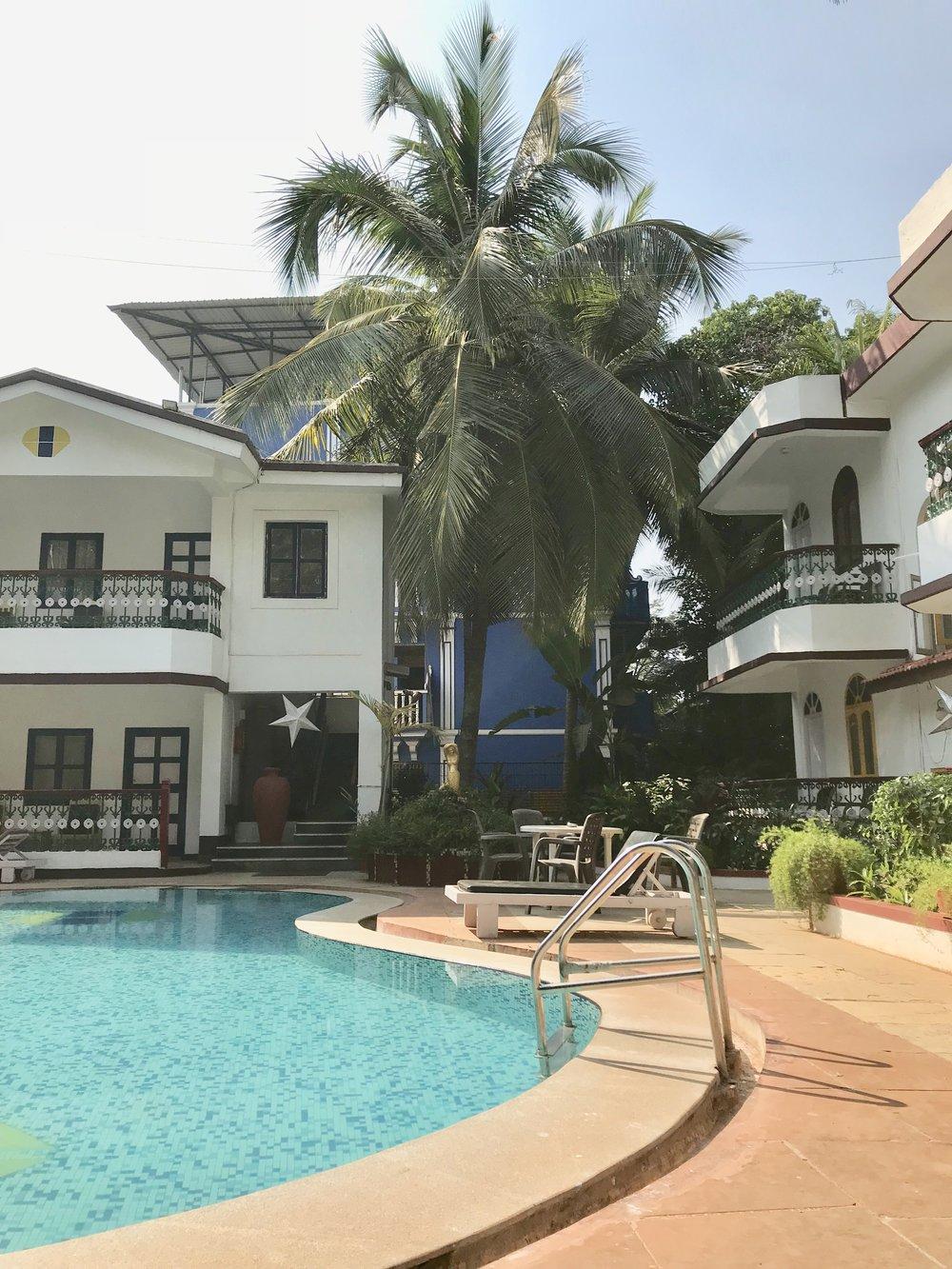 Hotelli Goa