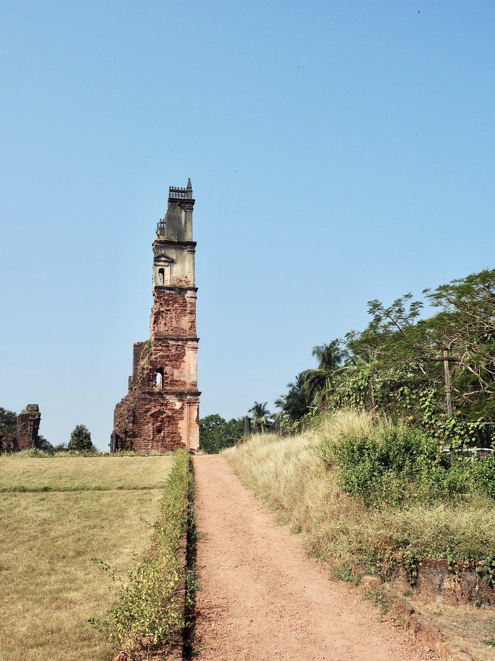 St Augustine Tower