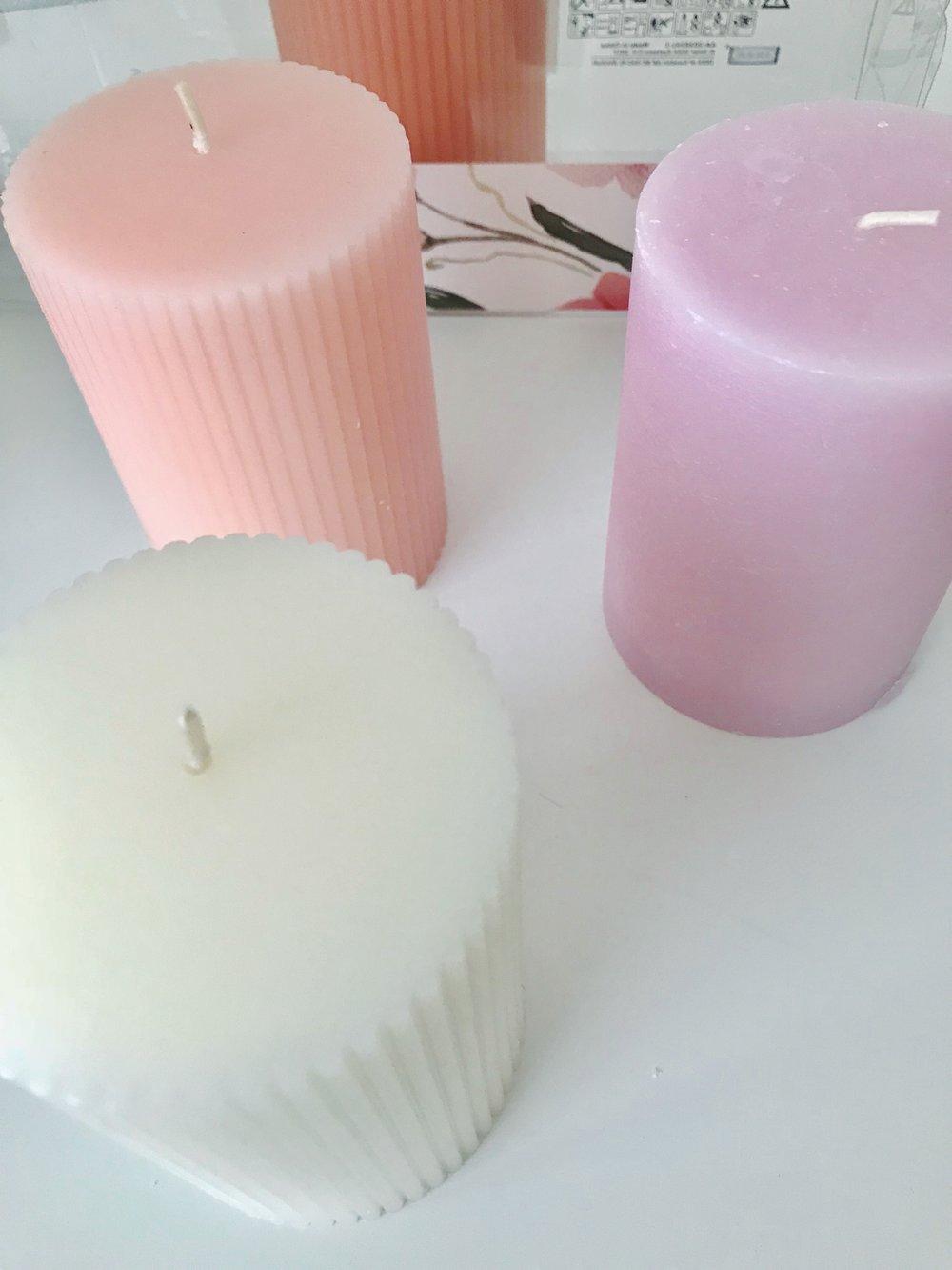 Ikea candles