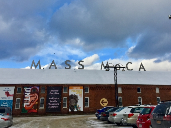 Mass MoCA in North Adams, MA. (Photo: Jacque Donaldson)