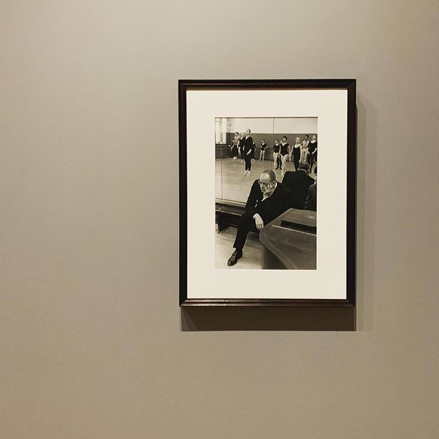 "Co-founder of @nycballet, a key figure in @themuseumofmodernart's early history, impresario, art connoisseur — Lincoln Kirstein's resume = whoa. Dive into the tastemaker's world by checking out ""Lincoln Kirstein's Modern"" at MoMA through June 15!"