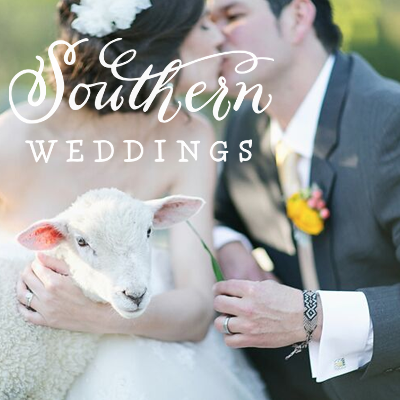 serenbe wedding as seen in southern weddings