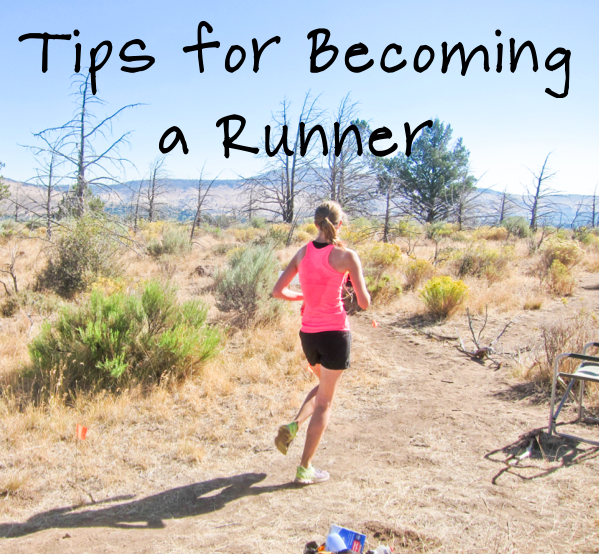 Tips for Becoming a Runner