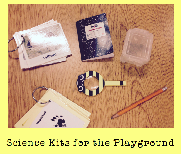 TeachRunEat - science kits for the playground