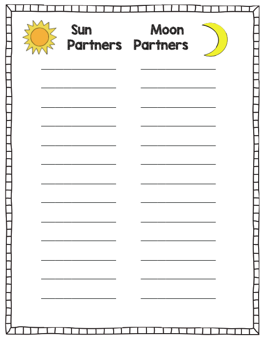 Sun Moon partners