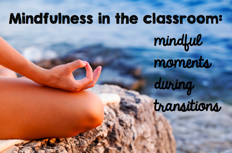mindful moments in the classroom
