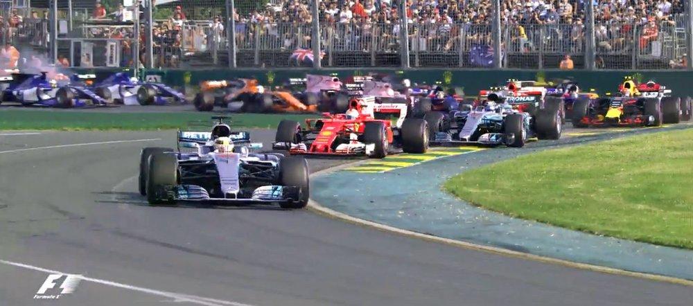Formula1.com - Director's Cut: Australia 2017