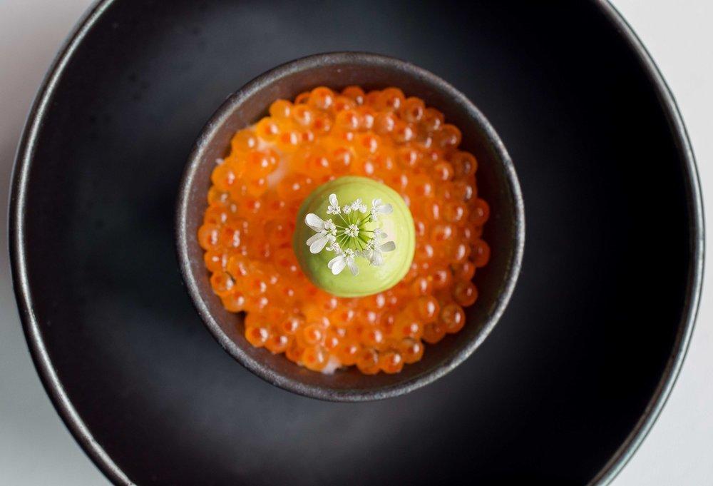 Crab Ceviche // Californios // San Francisco