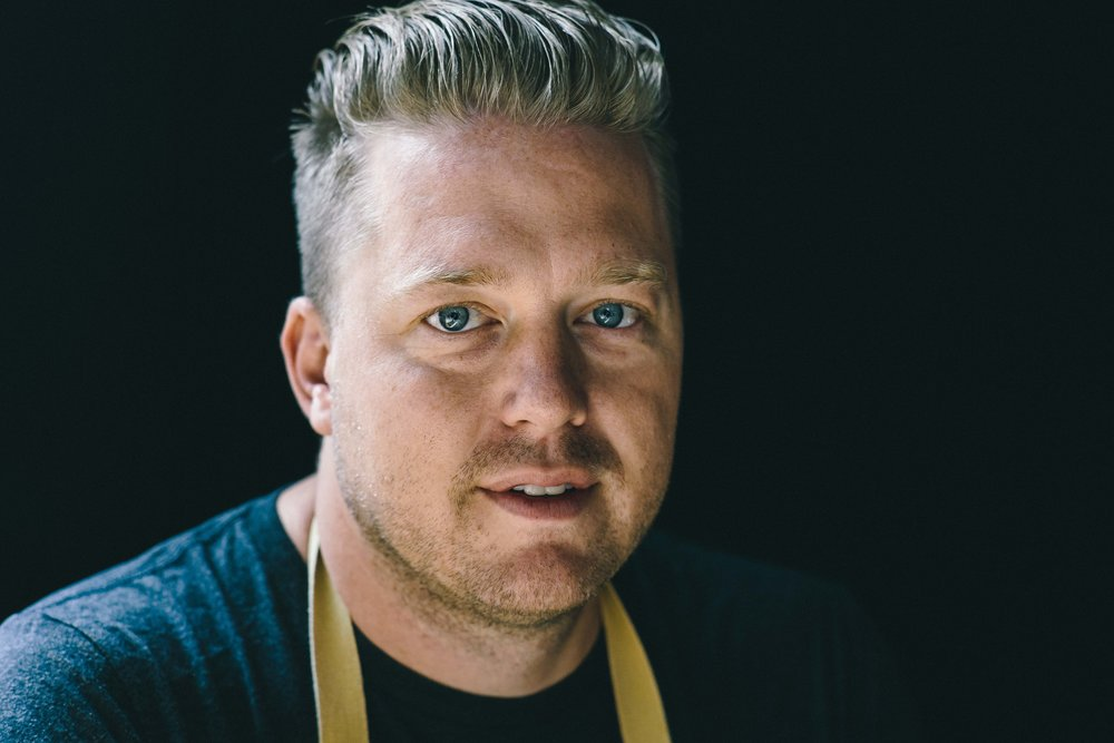 Chef Tim Hollingsworth // Otium // Los Angeles