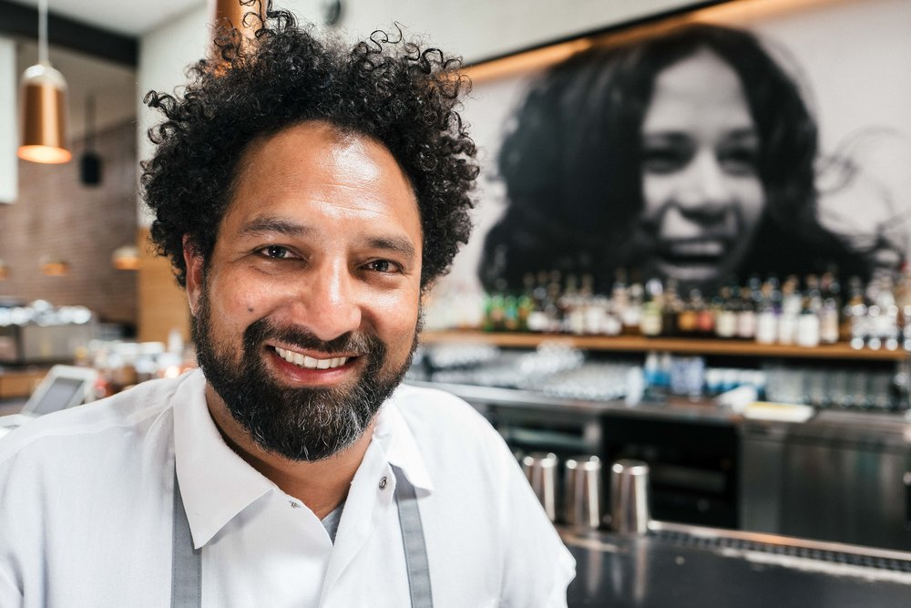 Chef Ravi Kappur // Liholiho Yacht Club // San Francisco