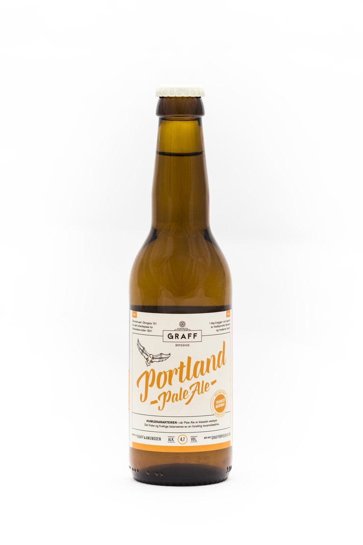 Graff Brygghus Portland Pale Ale 4,7%