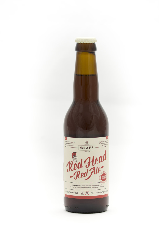 Graff Brygghus Red Head Red Ale 6,0%