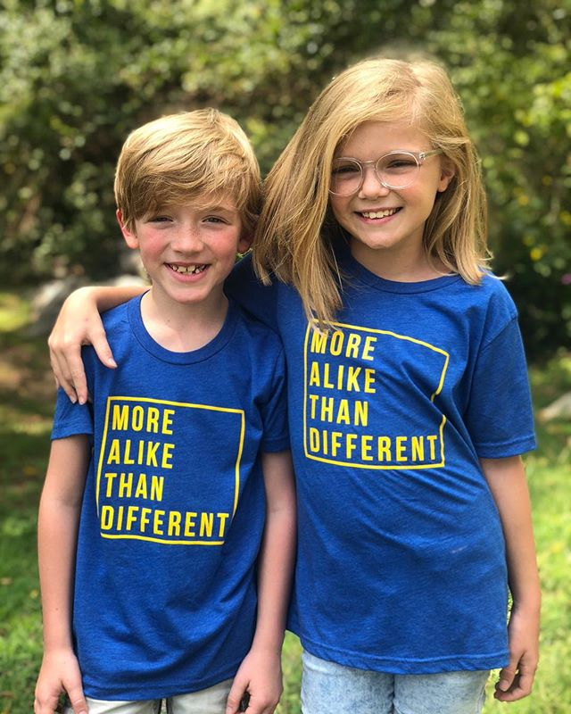 Our big sale & preorder ends tomorrow! Down syndrome awareness shirts and the new grey MATD shirts are included in this sale! . Buy 2 shirts & get 15% off with code: MATD15 . Buy 3 shirts or more & get 25% off with code: MATD25 . Again, these items are preorder, so it's a great time purchase and ensure your size and favorite color is available. Preorder ends tomorrow, September 10th. Shirts will ship in 2-3 weeks.