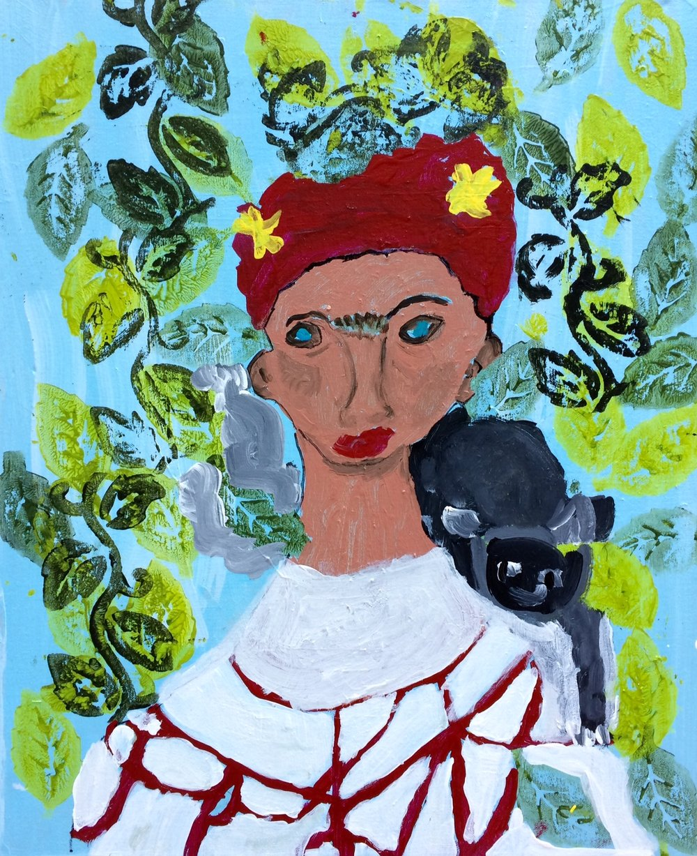 Shasta Frida Kahlo portrait.jpg