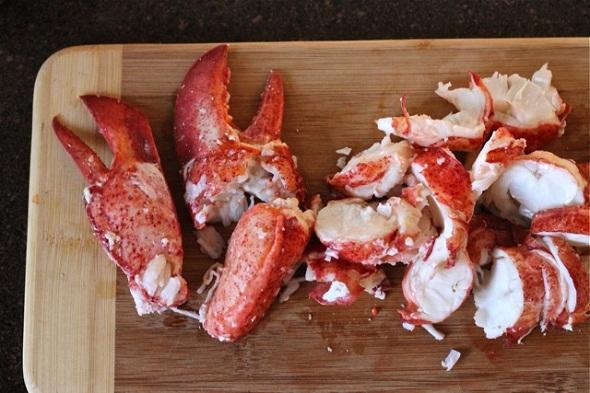 Part 2 - Breakfast: Lobster Eggs Benedict — The Bite House