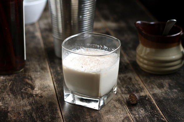 whisky milk punch