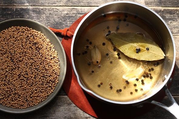 Making mustard