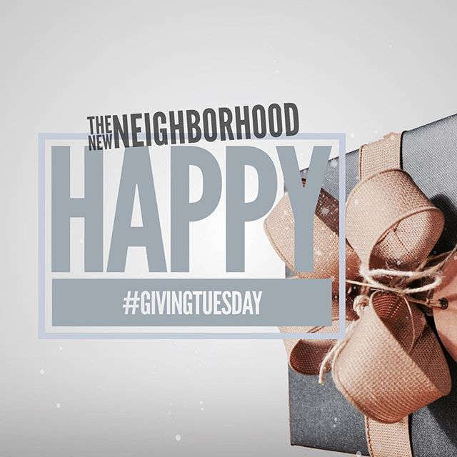 "Happy #GivingTuesday from #TheNewNeighborhood team. We hope you will consider donating to local arts non-profits, small theatre companies, or other companies that benefit the arts in any way. Looking for a way to give today without spending any $$ but still supporting some cool ppl? We are still gathering followers on our Seed&Spark page! Click the link in our bio and hit ""FOLLOW"" and then give yourself a high five! Our followers also get the first look at all things Season 2, so another reason to get on that! • • • • • • • #newneighborhoodseries #webseries #newyork #brooklyn #comedy #hipster #funny #nyactors #columbia #mfaactors #graduateactors #womeninfilm #indiefilm #seasontwo #comingsoon #behindthescenes #campaign #crowdfunding"