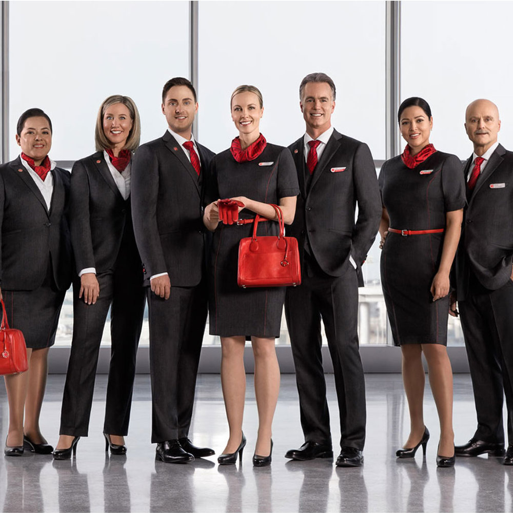 Case Study: AIR CANADA x CHRISTOPHER BATES NEW LIVERY LAUNCH -
