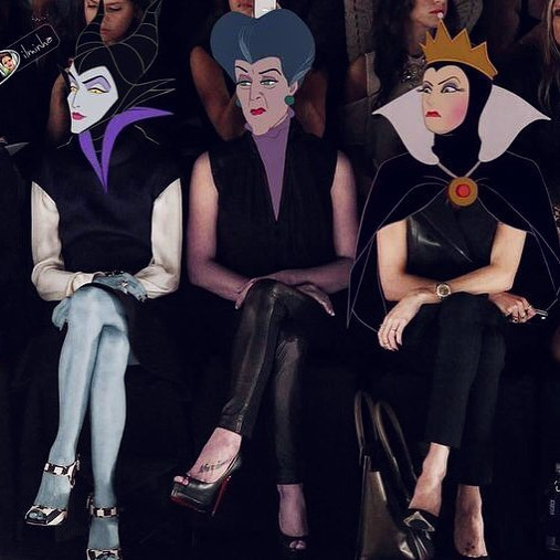 Heading into fashion week like 🖤 ♣️ 💀 ⠀ .⠀ .⠀ .⠀ #fashion #fashionweek #fw #nyfw #tfw #newyork #toronto #canada #publicist #nordströmmatte #publicrelations #pr #mood #nonewfriends #disney #villain #art #disneyvillain #maleficent