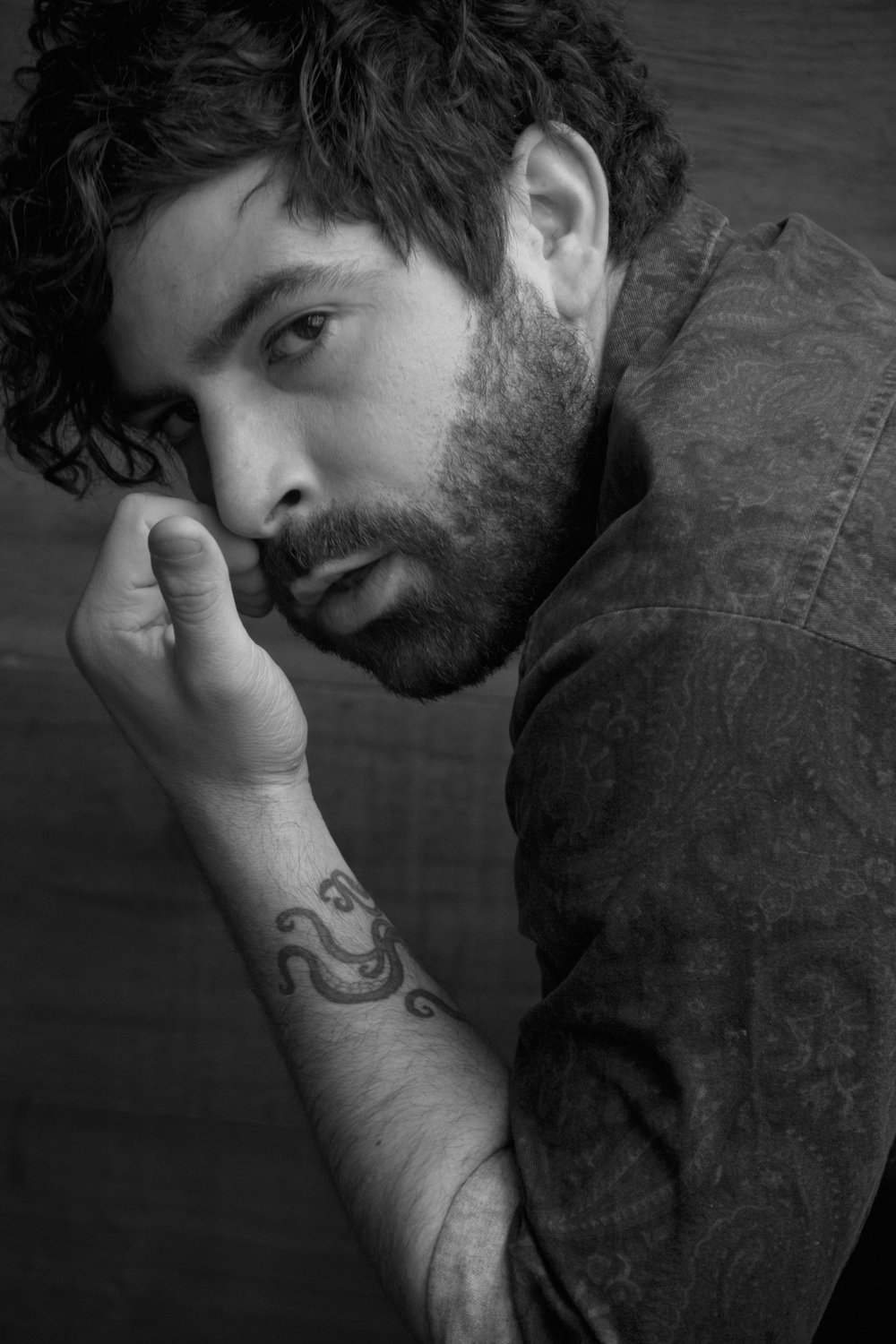 YANNIS PHILIPPAKIS FROM FOALS FOR 1883 MAGAZINE