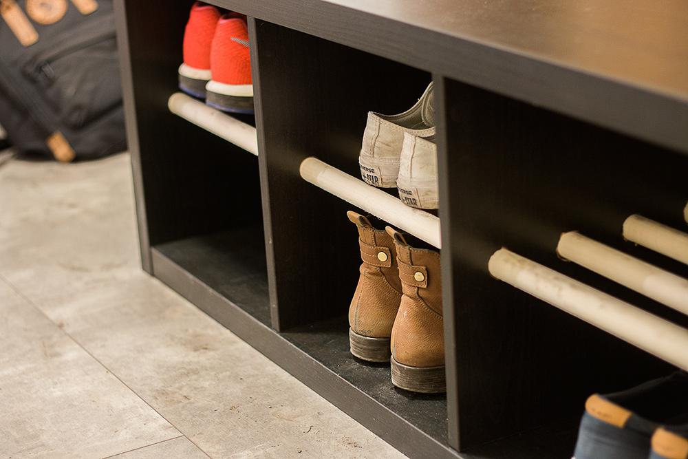 IKEA HACK: Kallax