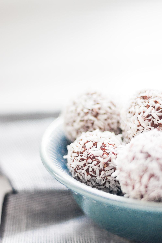 Chokladbollar | Recept | Sandramarias.com