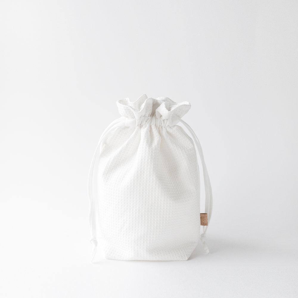 By Sandramaria | The Waffly Cosmetics Bag | Sandramarias.com
