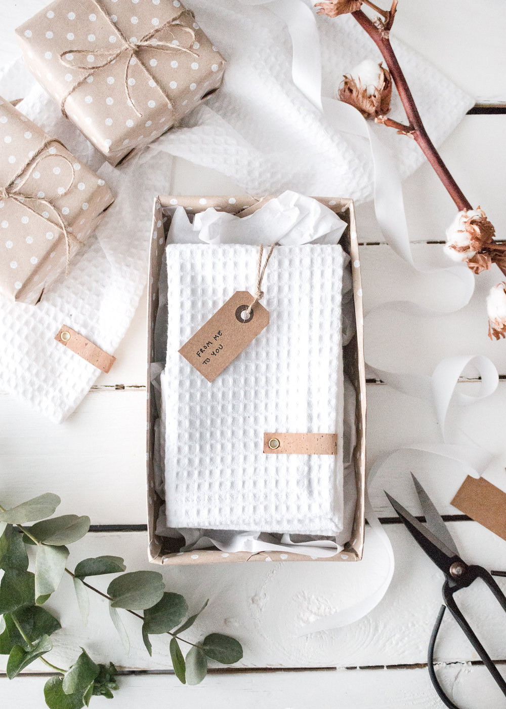 Christmas by Sandramaria | The Waffly Tea Towel | Sandramarias.com