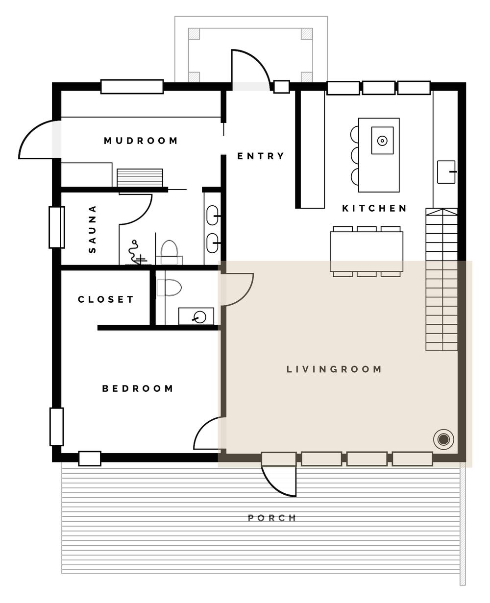 Vardagsrumsplanering – Planlösning – Vi bygger hus! – By Sandramaria