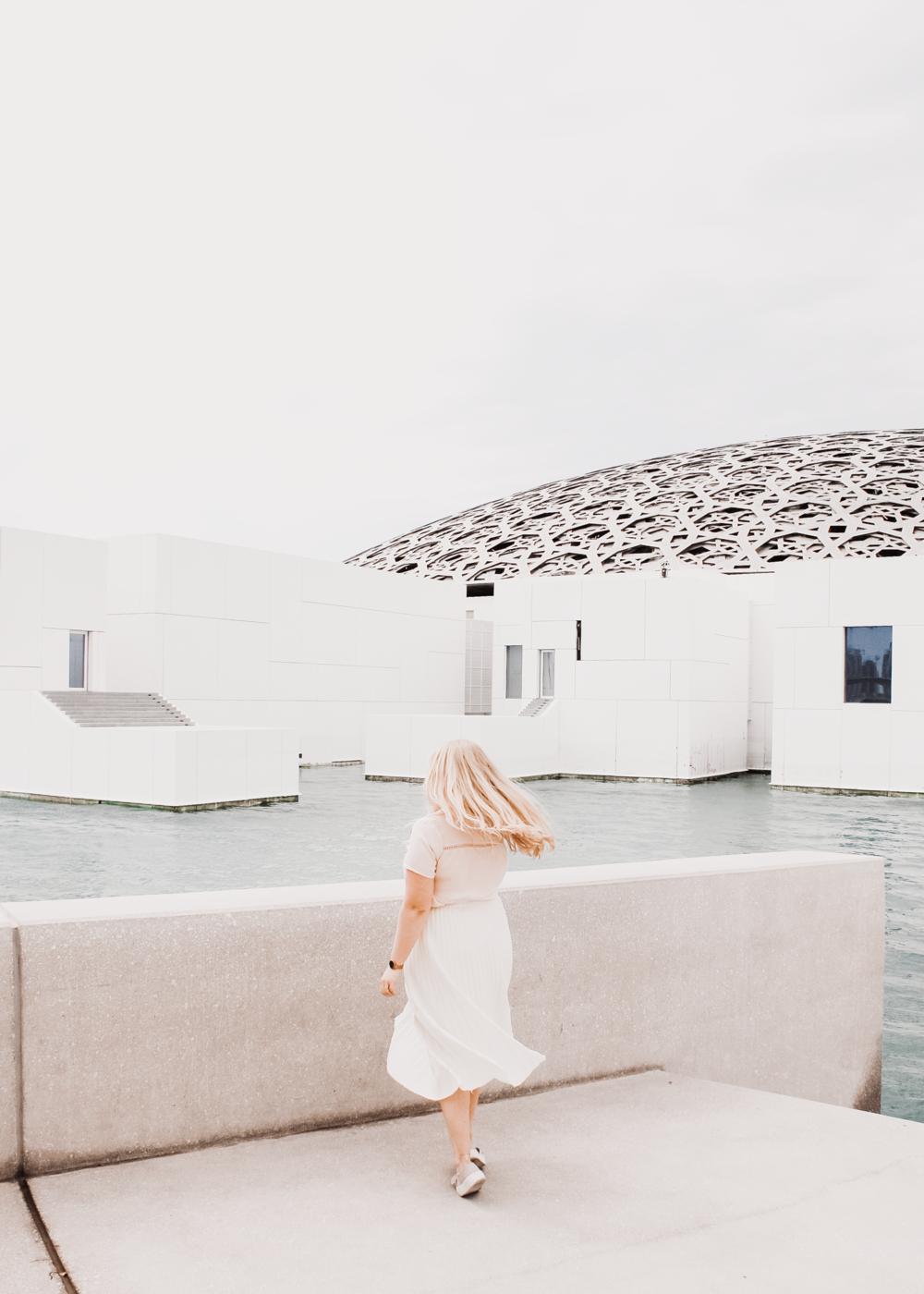 Dubai A-Ö   Dubai reseguide   Travel Guide Dubai   Abu Dhabi   Louvre   By Sandramaria   Sandramarias.com