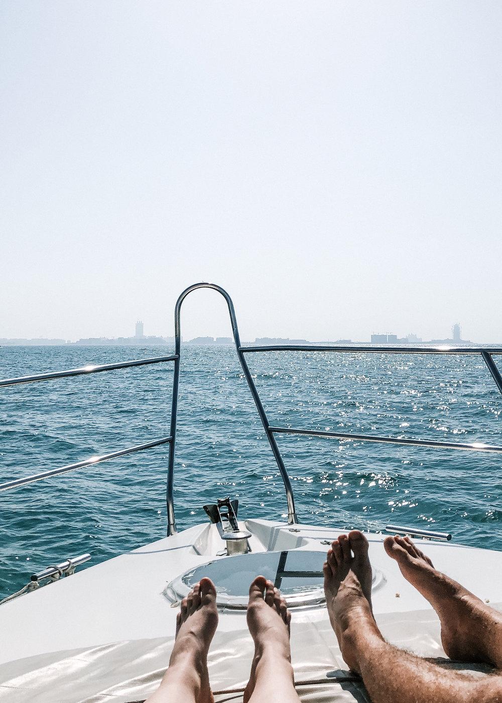 Dubai A-Ö   Dubai reseguide   Travel Guide Dubai   Rent a Yacht   By Sandramaria   Sandramarias.com