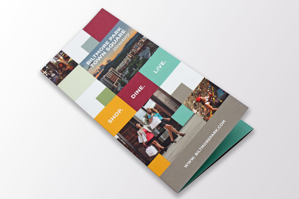 Brochure Layout Design
