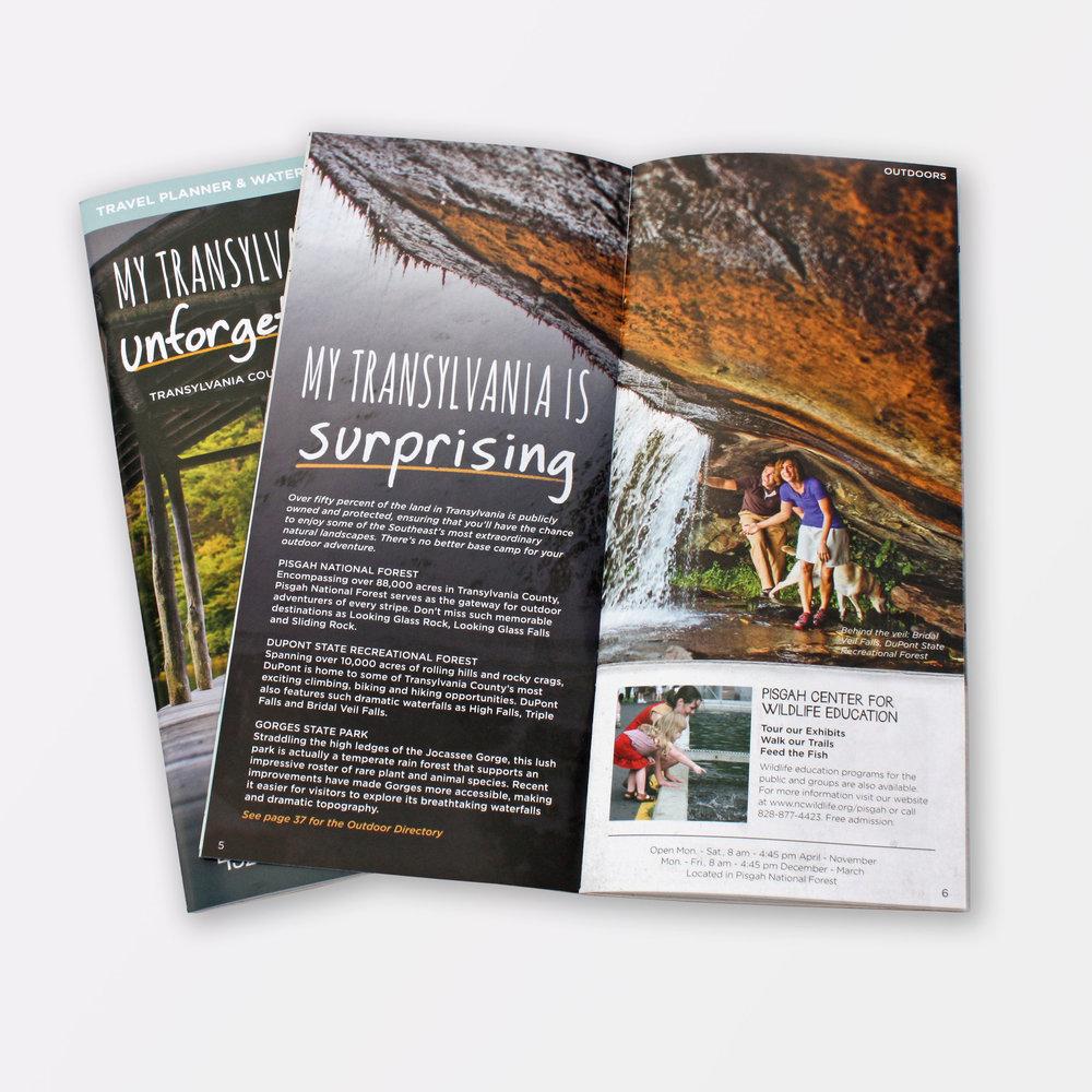 Print Brochure Design