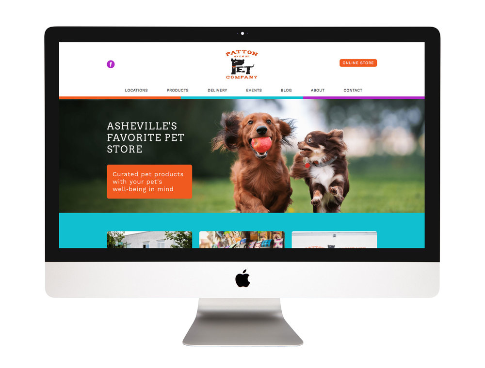 Squarespace Website Designer North Carolina