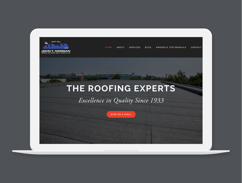 John T Morgan Roofing   Roofing Company in Roanoke, Virginia   Project Details   Visit Website