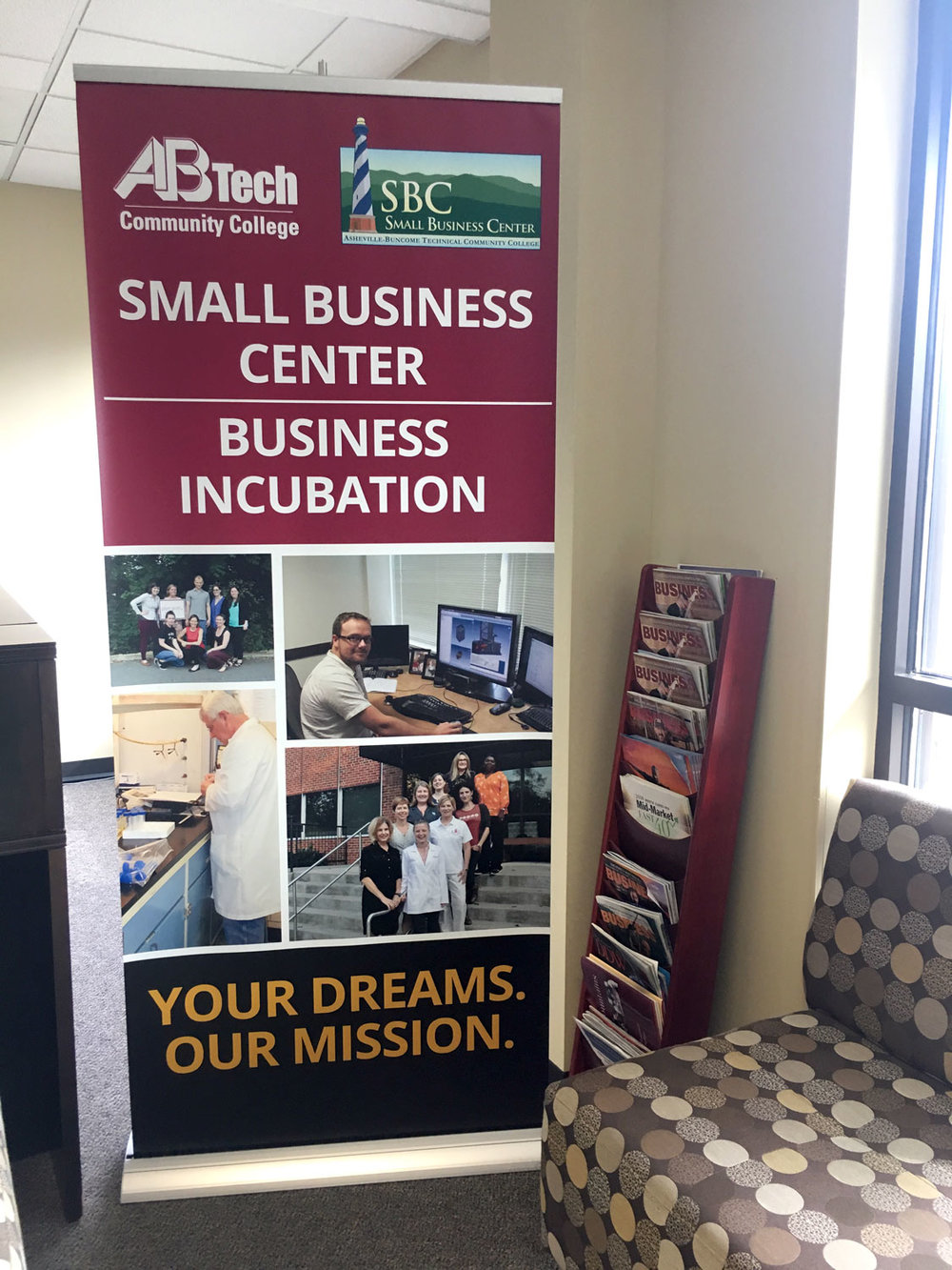 Small Business Asheville