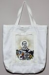 George Floyd Shareables Bag Print by Ellie Bryan and Inclusivi-Tee