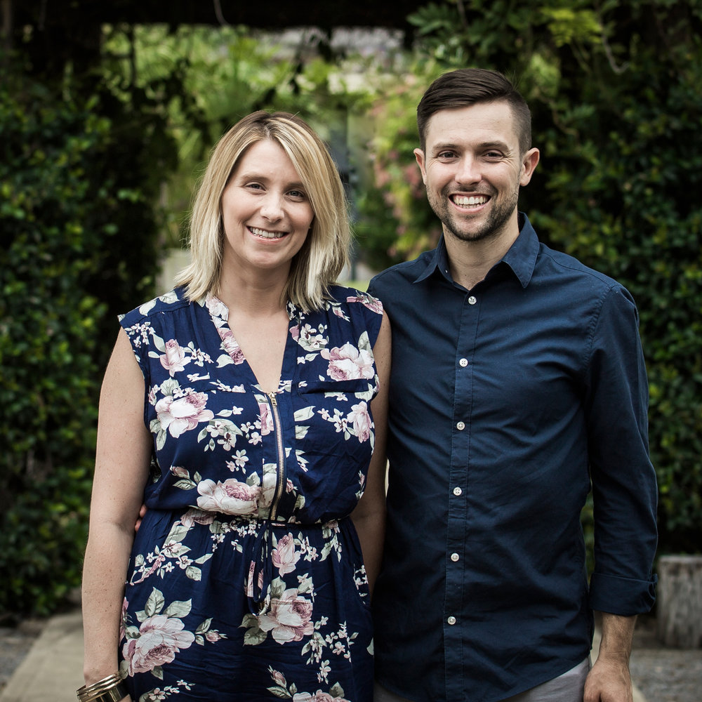 Josh & Sarah Howard - Family Ministry Pastors