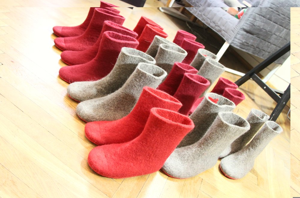 Wool Boots - Find the perfect size