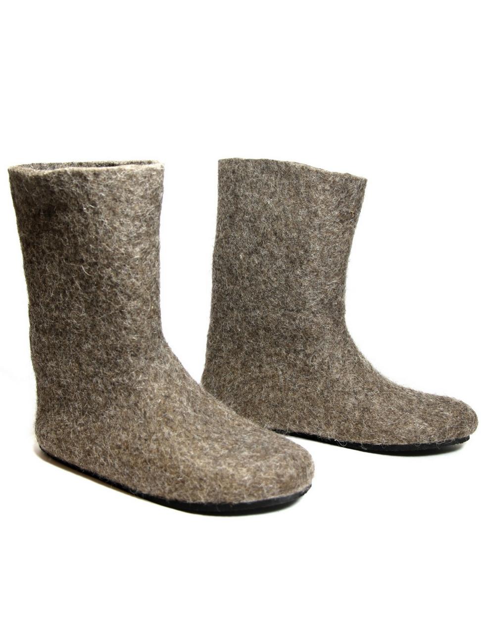 Women's Organic Wool Felt Boots FELT FORMA.jpg
