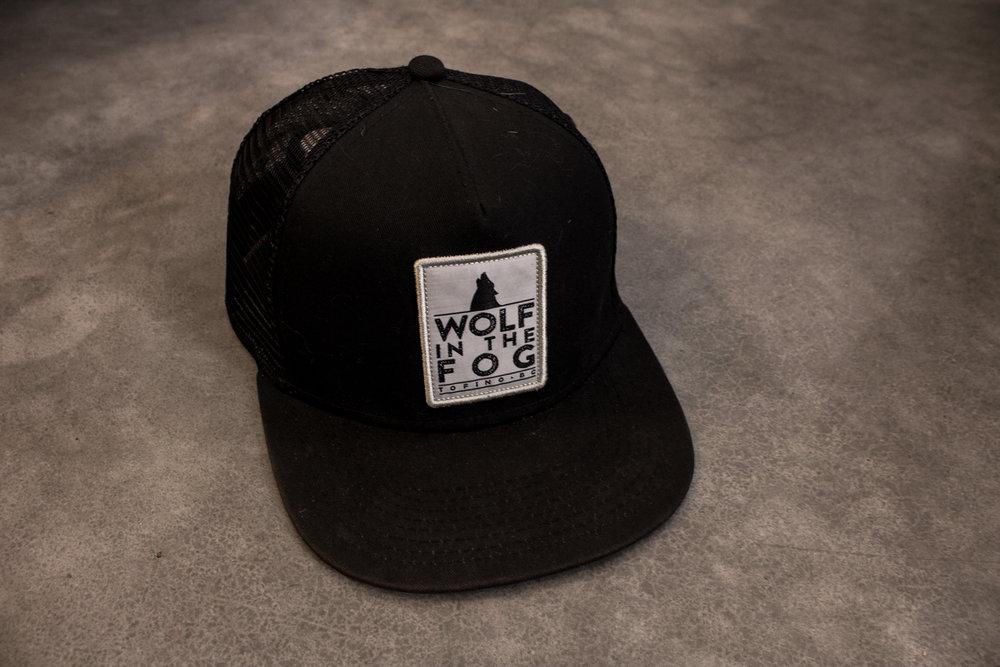 Wolf In The Fog Swag - wolfinthefog.com