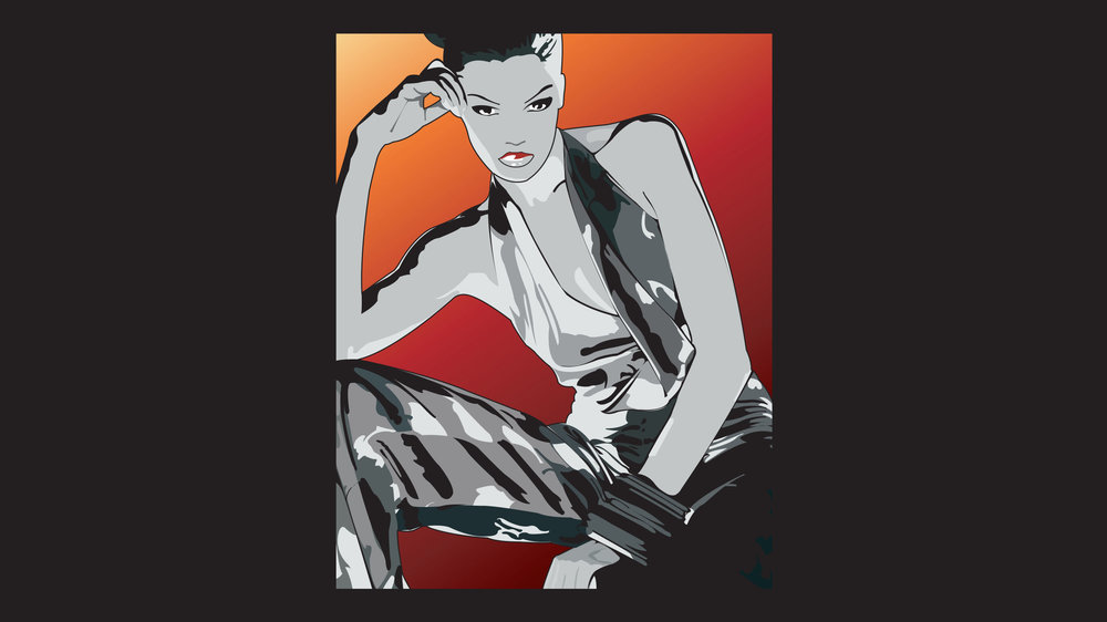 Fashion     Copyright © Afro Boy Productions. All rights reserved. ·  Illustrator + Photoshop